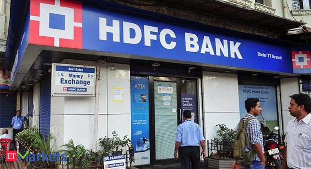 how many hdfc bank branches in india
