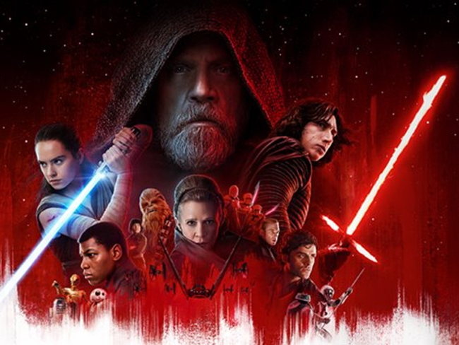 Star Wars The Last Jedi Review A Visual Delight Accompanied With Stellar Performances By The Ace Star Cast The Economic Times