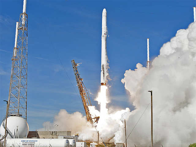what is it carrying spacex just launched a completely recycled
