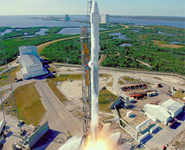 SpaceX launches completely recycled spacecraft