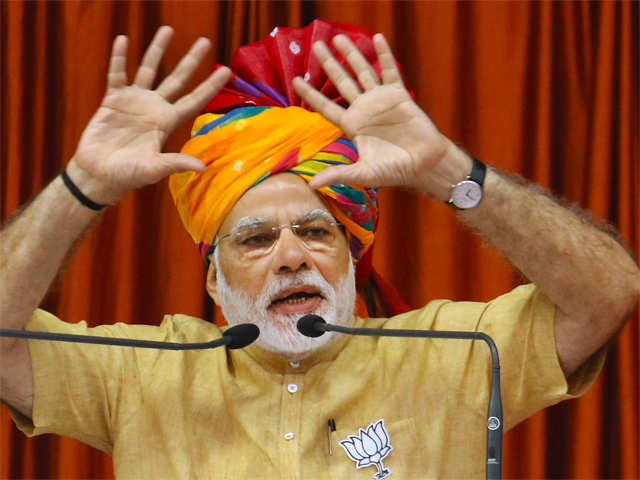 Election Results Six Things That Worked For Narendra Modi In Gujarat - Clever Poll -3121