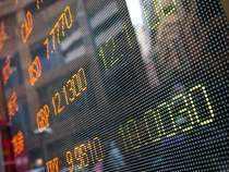 BSE Sensex was up 74 points at 33,676 around 09:30 am (IST).