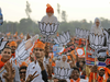 Why did BJP win but with a narrow margin?