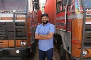 It was clear to me that unless we reverse this cycle of social respect for truck drivers and treat them as nation's new army: Deepak Garg, CEO, Rivigo