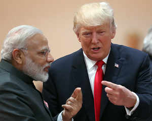 Watch: Trump backs 'leadership role' for India, warns Pakistan for terrorism