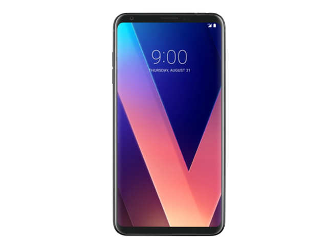 LG: LG V30+ review: The smartphone that can double up as a