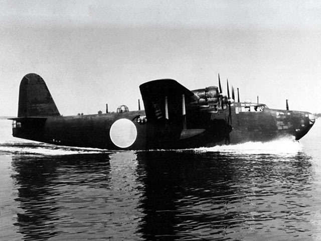 1  Flying Boat Of The World War II - Seven Seaplanes For Your Flight