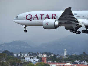Image Of Qatar Airways Al Darb Aircraft Maintenance Ering Programme Logo