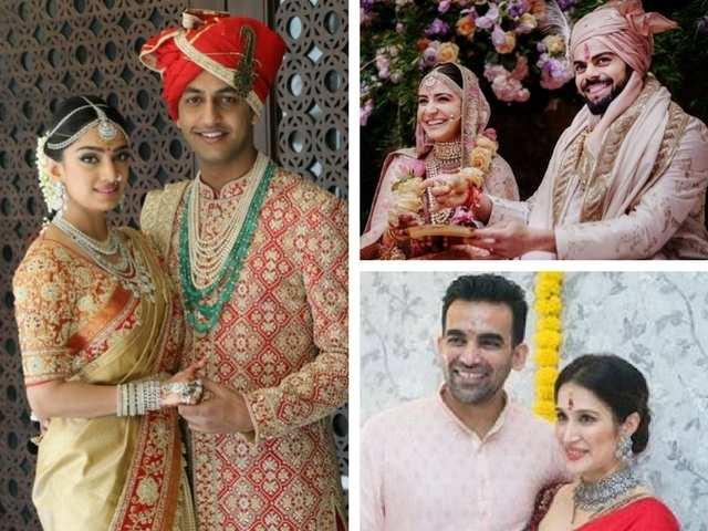 Virat Kohli and Anushka Sharma - Virushka, Zak-Ghatge, and