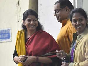 Watch: DMK leader Kanimozhi on 2G case verdict