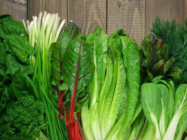 Eating Green Vegetables Can Help Prevent Dementia