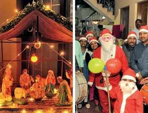 From potluck luncheons to 'ugly sweater' parties, Bengaluru's Anglo-Indians kindle the Christmas spirit