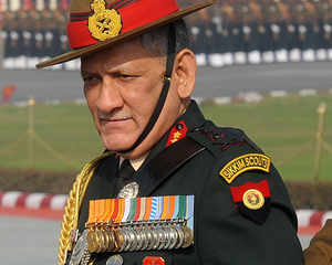 Peace talks when Pak stops aiding terror: Indian Army chief