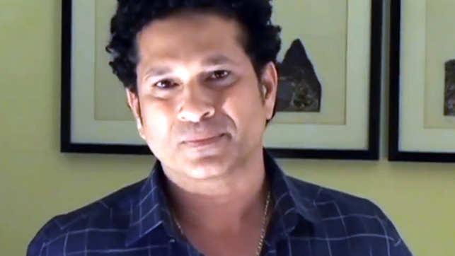 Muzzled in Rajya Sabha, Sachin shares his vision of healthy India on Facebook