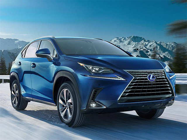 Prices And Variants Lexus Nx 300h Compact Luxury Suv