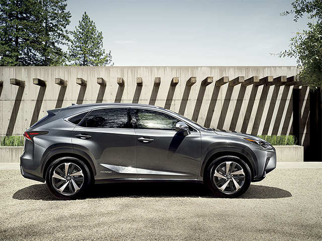 Lexus Nx Hybrid Price >> Prices And Variants Lexus Nx 300h Compact Luxury Suv Launched In