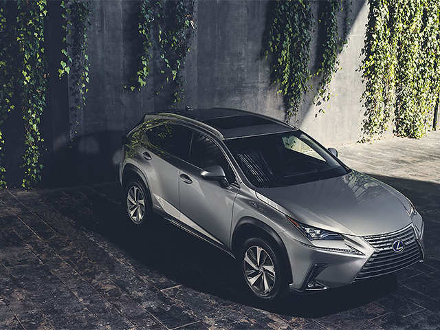Under The Hood Lexus Nx 300h Compact Luxury Suv Launched In India