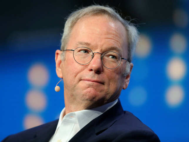 Google parent Alphabet Inc says Eric Schmidt is stepping down as executive chairman, though he isn't leaving the company completely. He will become a technical adviser and still sit on the board.  Here's a look at Schmidt's 17 years with Google and Alphabet.