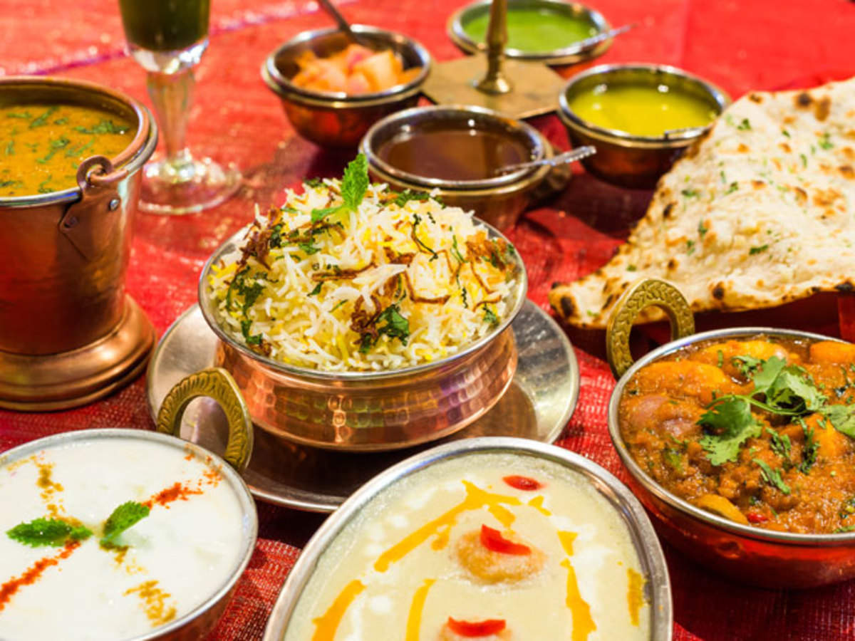 Indian cuisine: How the melting pot of Indian cuisine bubbles over ...