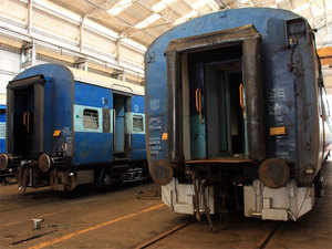 213 railway projects report cost overrun of Rs 1.61 lakh crore