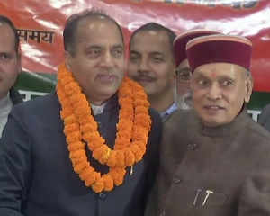 Jairam Thakur to be next Himachal Pradesh chief minister