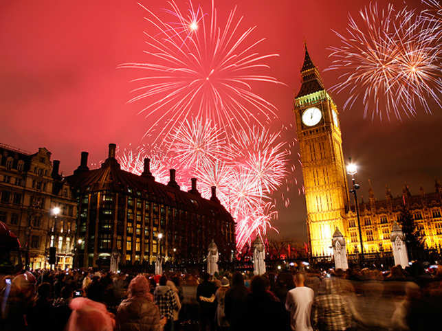 How to apply for a UK Visa: Planning to ring in the new year in