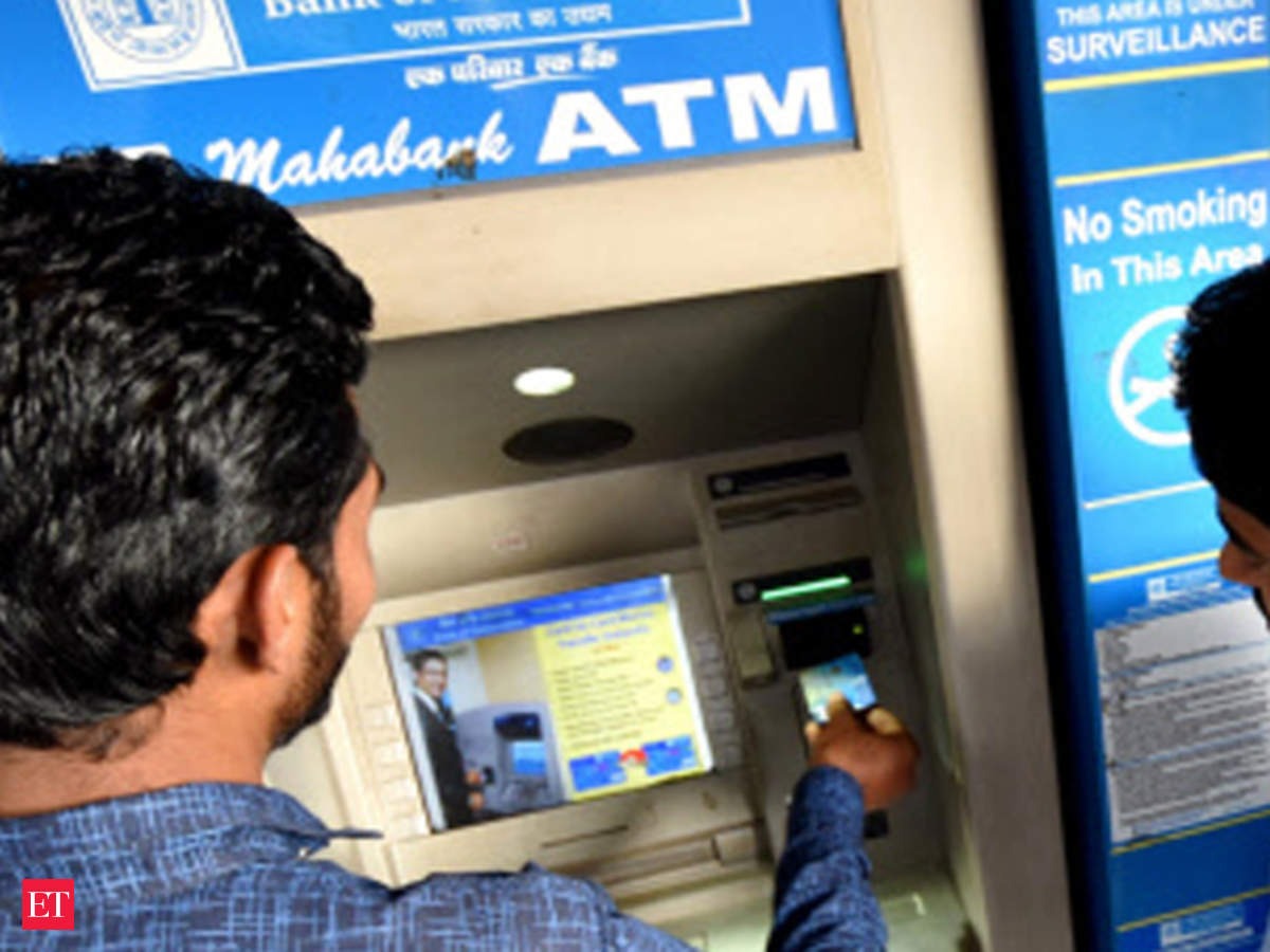 How to return the money if they were cheated by an ATM