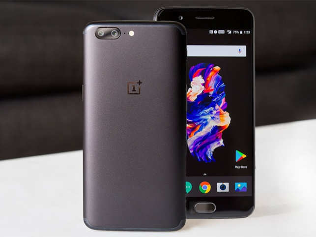 OnePlus 5 to get 5T's 'Face Unlock' feature