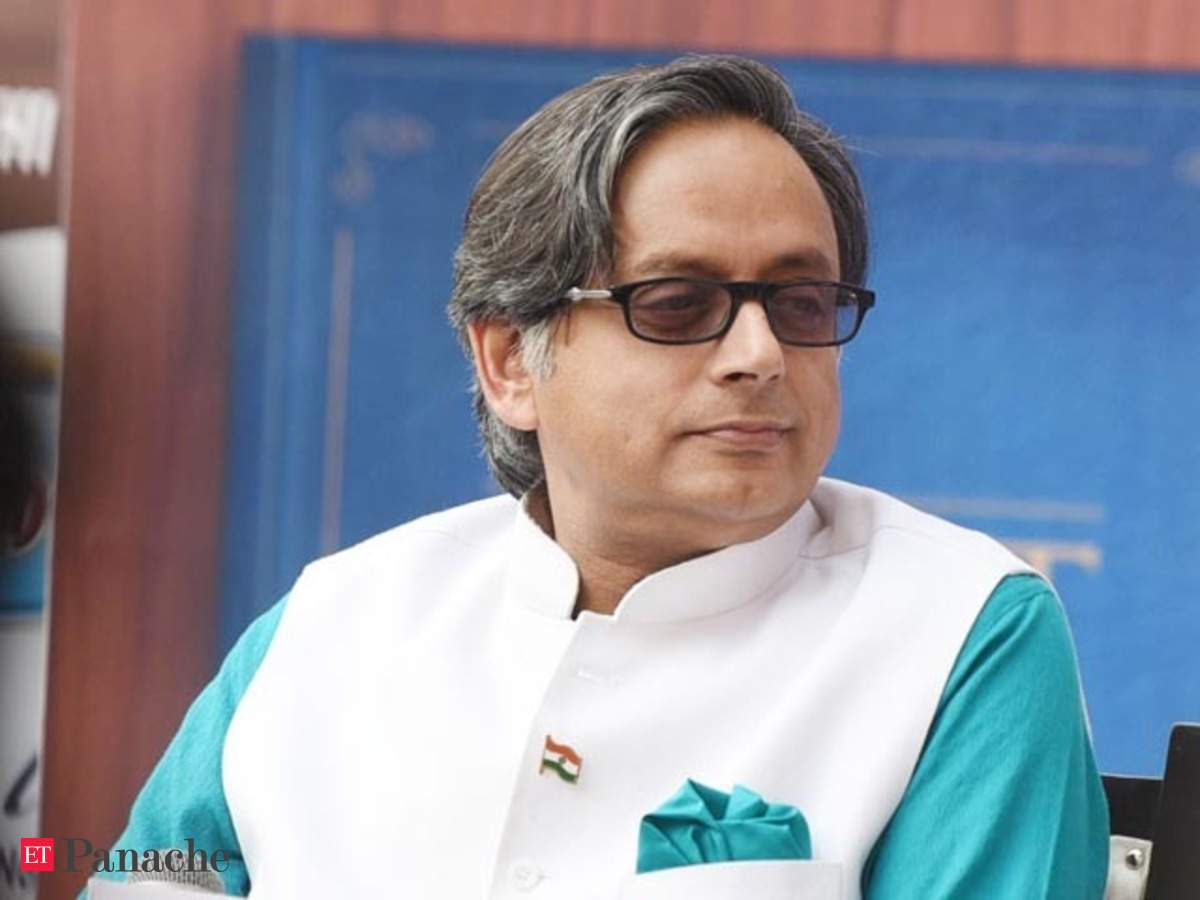 Shashi Tharoor: Webaqoof, rodomontade: Words from Shashi