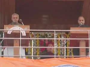 Jairam Thakur takes oath as 14th chief minister in presence of PM Modi