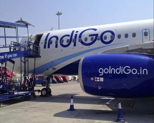 Delhi airport, passengers spot fuel pouring out of Indigo flight's wing