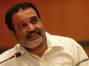 IT companies formed cartel to keep entry-level salary low: TV Mohandas Pai