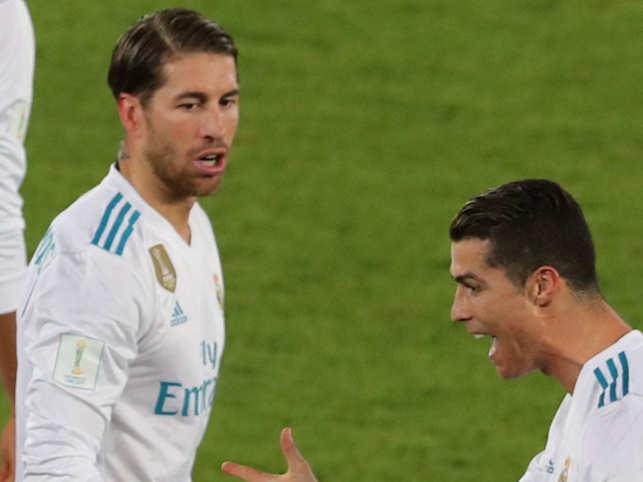 Ronaldo kan missa cupfinal