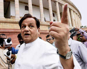UPA land scam: Trail leads to Sonia's top aide Ahmed Patel in Rs 5K cr fraud