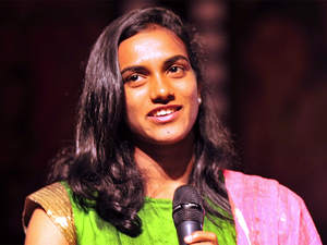 I want to see myself as world no 1 next season, says PV Sindhu