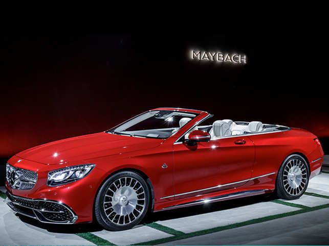 maybach s 650: luxe-on-wheels: mercedes-benz to launch new maybach s