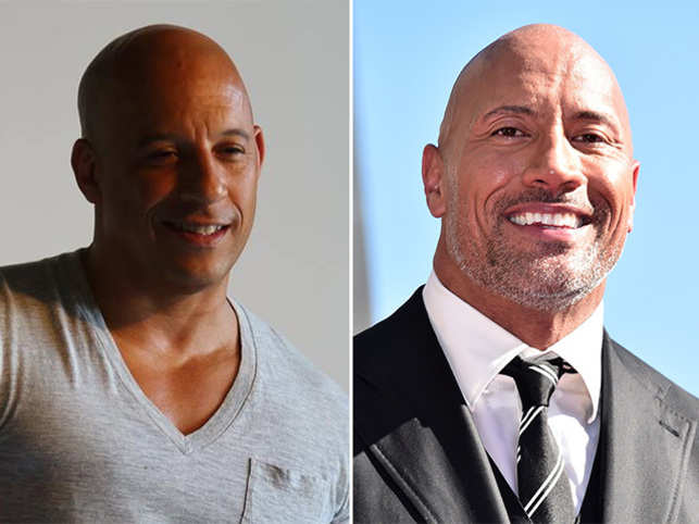 Vin Diesel is the highest grossing actor of 2017