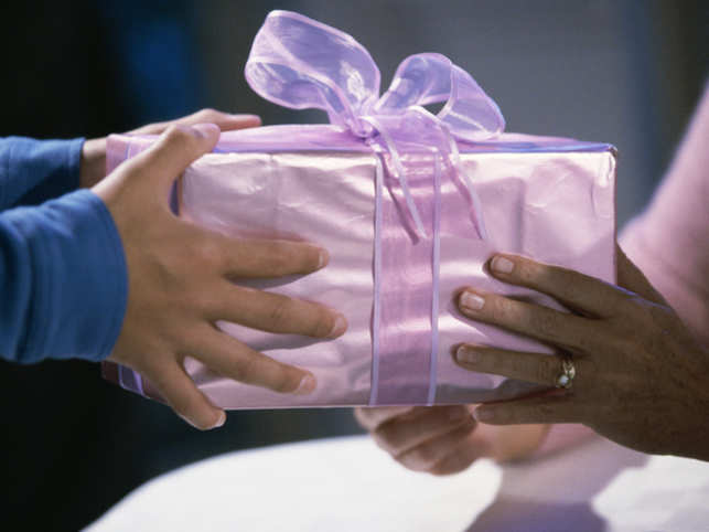 Getting a good gift is actually not that hard.