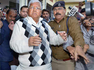 Lalu Prasad is great at playing caste card: Former CBI man