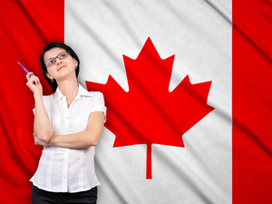 CANADA-STUDENT