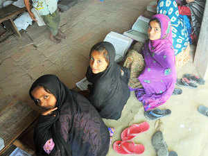 Held 'hostage' in Lucknow madarsa, 51 girls rescued