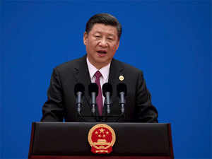 say on all major international issues and actively push its belt and road initiative chinese president xi jinping said in his new year message today