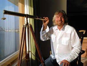 Seven books that helped Richard Branson grow as a businessman