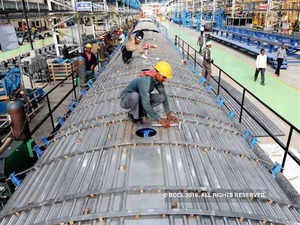 Watch: India's December manufacturing PMI at 54.7
