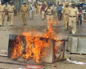 Mayhem in Maharashtra: Violence erupts as Dalits and Marathas clash