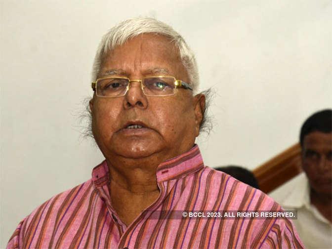 Anti-BJP plank jittery ahead of Lalu Yadav's sentencing