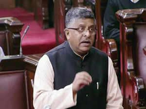 Watch: Govt tables triple talaq bill in Rajya Sabha amid uproar