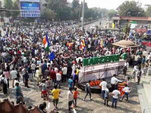 Watch: Dalit group calls off Maharashtra bandh