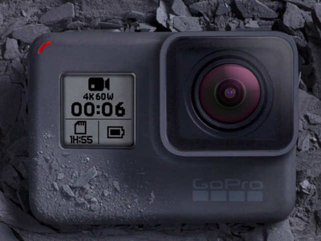 GoPro Hero 6 Black review  The waterproof device is the new 4k video ... 9cc99a30d