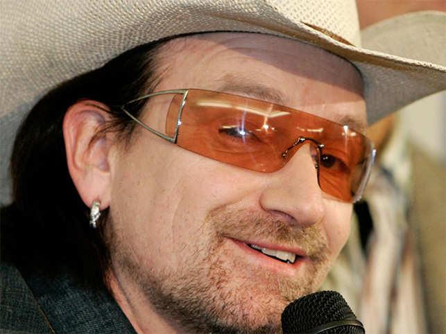 U2 Bono Masterly Playful Playfully Masterful Is Always A